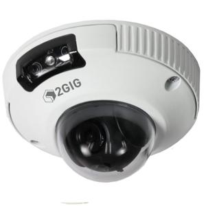 2GIG-CAM-250P Outdoor Mini Dome HD Camera