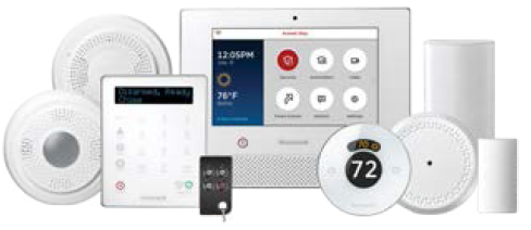 Honeywell Lyric: This next-generation security and connected home solution.