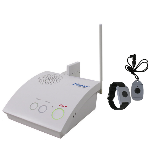 Linear-Pers-4200-Medical-Alert-System--for-In-Home