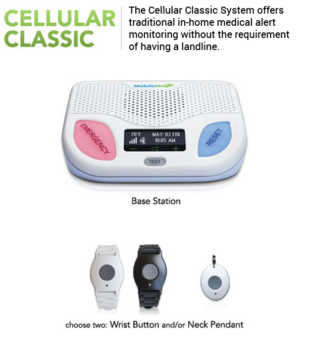 Mobile-Help-Cellular-Classic-Medical-Alert-System-for-IN-Home