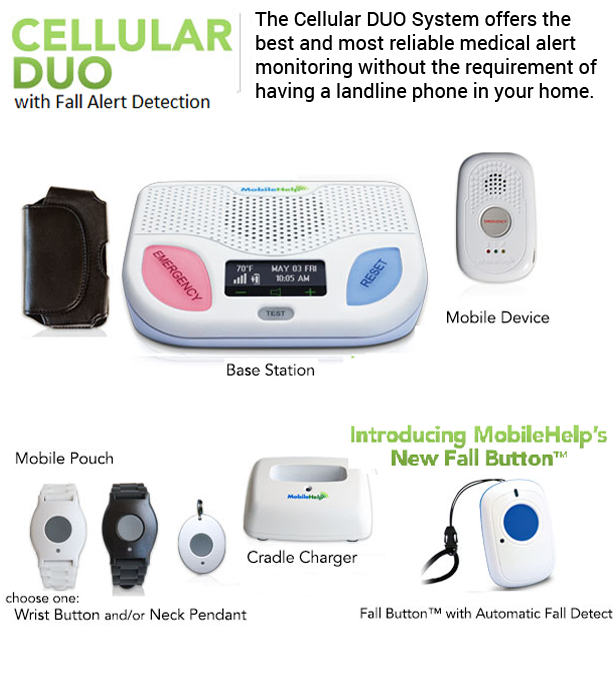Mobile-Help-Cellular-Duo-with-Gps-Tracking-and-Fall-Alert-Dectection-Medical-Alert-System-for-IN-Home-and-Away-from-home