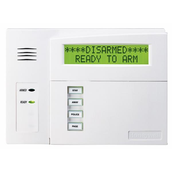 Honeywell-6160RF-Alphanumeric-Keypad-with-RF-Reciever