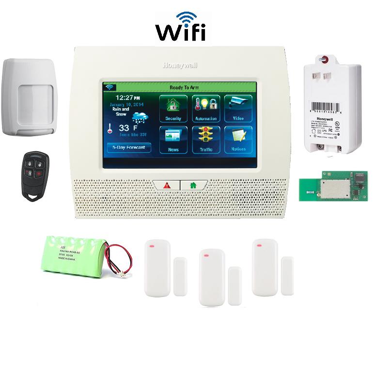 Honeywell L70WF-KT8 Lynx Touch L7000 Alarm Kit