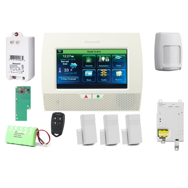 honeywell l70g kt26 zwave l7000 kit gsm z wave advanced security llc. Black Bedroom Furniture Sets. Home Design Ideas