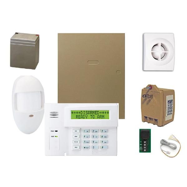 V1560RFKT2-Honeywell-V15p--6160RF-Keypad-Security-Alarm-Kit