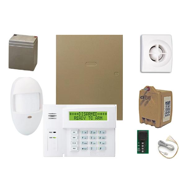 V15PATPK-KT4-Honeywell-V15p--6160-Keypad-Security-Alarm-Kit