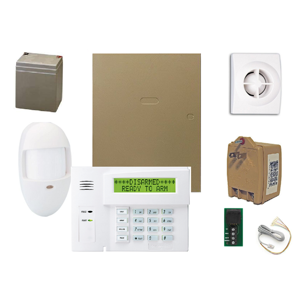 V2060RFKT2-Honeywell-V20p–6160RF-Keypad-Security-Alarm-System