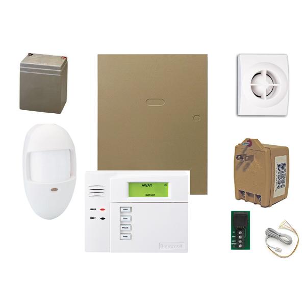 V20PACK1-Honeywell-V20p--6150-Keypad-Security-Alarm-Kit
