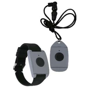 Numera Wristband / Pendant Medical Alert Button Add-On for 4200X System-Monthly Service