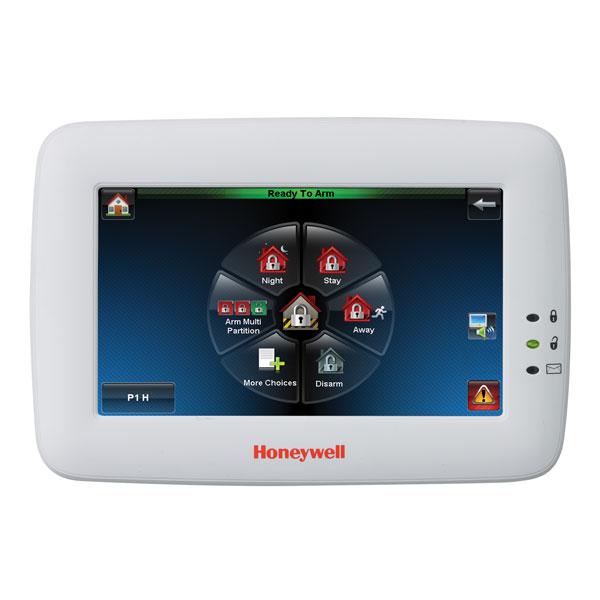 Honeywell 6280w Touchceen Keypad Advanced Security Llc