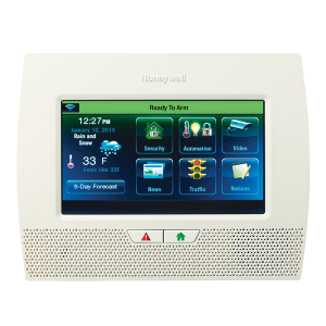 Honeywell Lynx Touch L7000 Control Panel