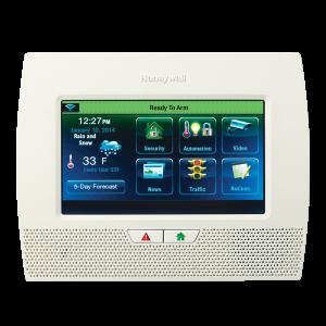 Honeywell Lynx Touch L7000 Control Panel