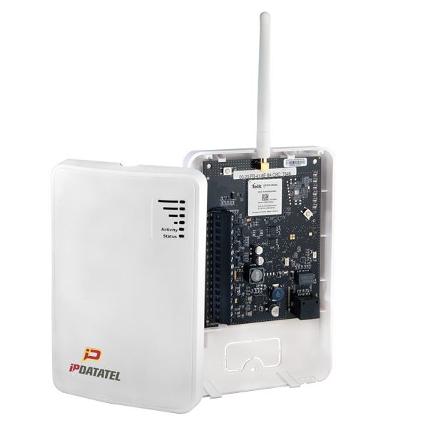 ipDatatel IPD-BAT-CDMA Dual IP and Cellular Communicator