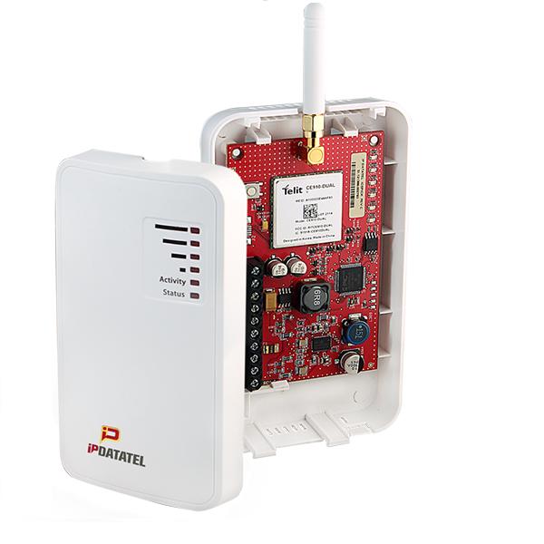 ipDatatel IPD-CAT-CDMA Cellular Alarm Communicator