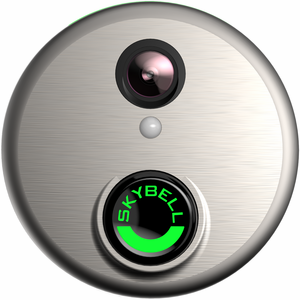 SkyBell HD WiFi Video Doorbell now available