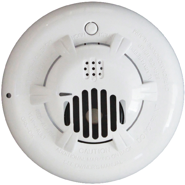 2GIG‐CO3‐345 Wireless Carbon Monoxide