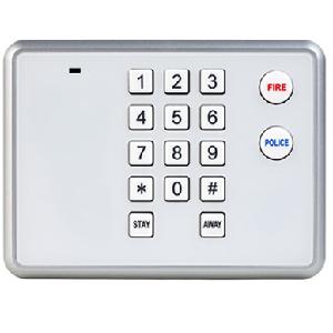 2GIG‐PAD1‐345 Wireless Keypad