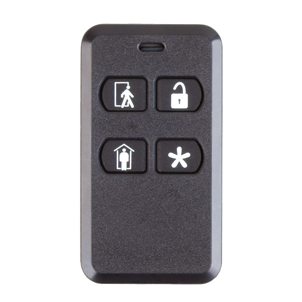 2GIG‐KEY2‐345 Keyfob Remote