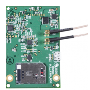 2GIG-LTEV-A-GC2 LTE Cell Radio for GC2