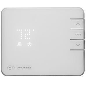 Alarm.com ADC-T2000 is Alarm.com's Programmable Smart Z-Wave Thermostat.