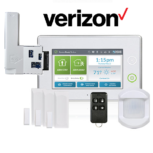 2GIG-KIT311-GC3-VERIZON Security Alarm 3-1-1 Kit