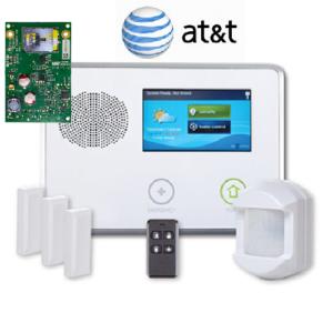 2GIG-GCKIT311-ATT GC2 Security Alarm 3-1-1 Kit