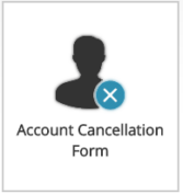 Account Cancellation Form