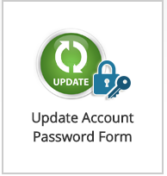 Update Account Password Form1