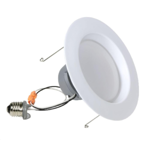 GoControl LB65R6Z-1 Z-Wave Recessed Lighting Retrofit Kit with LED Bulb
