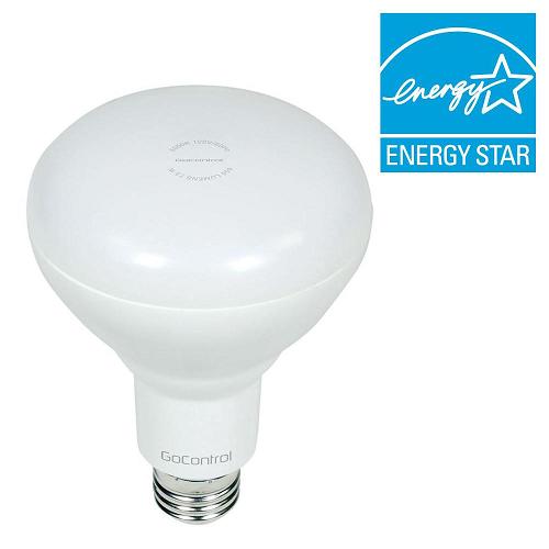 Gocontrol Lbr30z 1 Dimmable Led Flood Light Bulb