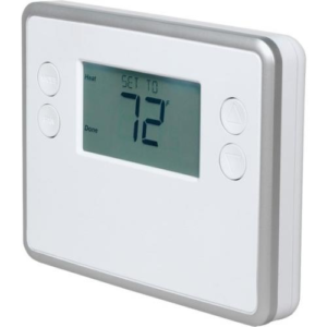 GoControl GC-TBZ48 Battery Powered Z-Wave Thermostat
