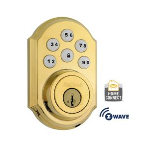 Kwikset 910 TRL ZW L03 Z-Wave 910 SmartCode Deadbolt Lock
