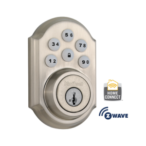 Kwikset 99100-005 910 Z-Wave SmartCode Wireless Deadbolt