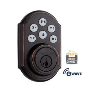 Kwikset 99100-006 910 Z-Wave SmartCode Wireless Deadbolt