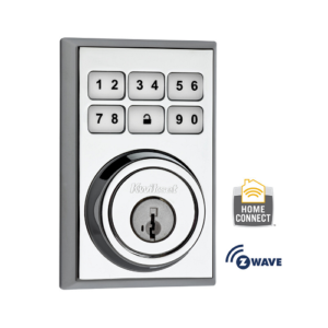 Kwikset 99100-013 Z-Wave SmartCode Wireless Deadbolt