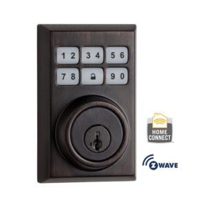 Kwikset 910 CNT ZW 11P Z-Wave 910 SmartCode Deadbolt Lock