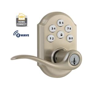 Kwikset 99120-005 Z-Wave SmartCode 912 Lever