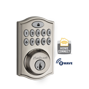 Kwikset 99140-002 Z-Wave SmartCode Wireless Deadbolt