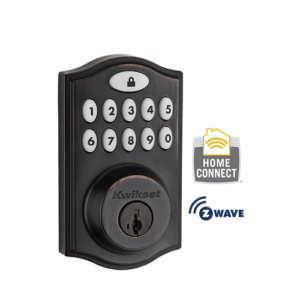 Kwikset 99140-003 Z-Wave SmartCode Wireless Deadbolt