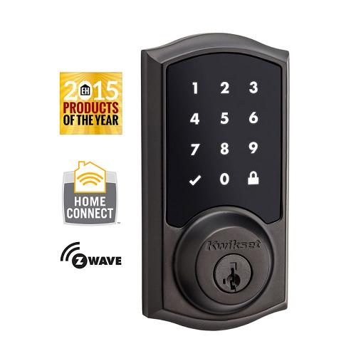 Kwikset 99160 003 Z Wave Smartcode 916 Touchscreen