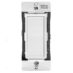 Leviton DD0SR-DLZ Digital/Decora Matching Switch Remote