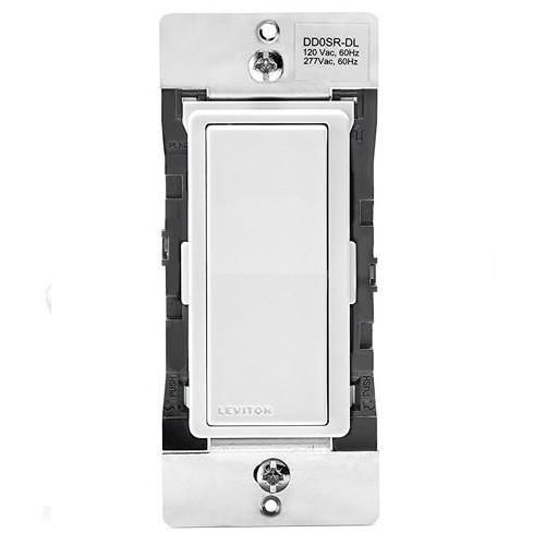 Leviton DD0SR-DLZ Digital/Decora Matching Switch Remote