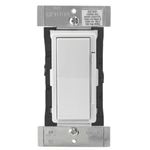 Leviton DZ1KD-1BZ Decora Smart Z-Wave 1000W Dimmer