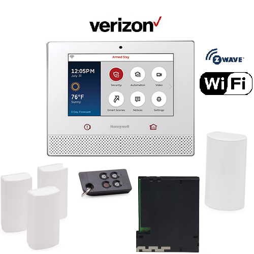 Honeywell LCP500-L Lyric Dual Path verizon Kit