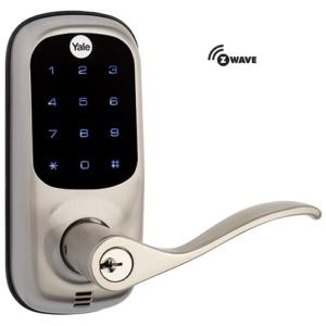 Yale YRL220ZW619 Z-Wave Touchscreen Lever Lock