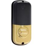 Yale YRD110ZW605 Z-Wave Push Button Key Free Deadbolt Lock