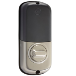 Yale YRD110ZW619 Z-Wave Push Button Key Free Deadbolt Lock