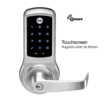 Yale NTB620-ZW2-626 nexTouch Z-Wave Touch Screen Lever Lock
