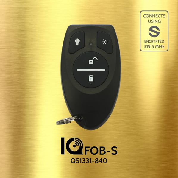Qolsys QS1331-840 IQ FOB-S Keyfob