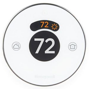 Honeywell TH8732WFH5002/U Lyric Round Wi-Fi Thermostat